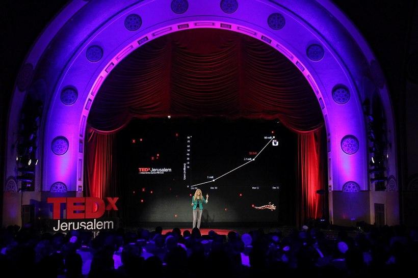 Dr Liraz Lasry at TEDxJerusalem